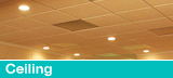 Ceiling Tile Installation by TBF of Pittsburgh
